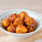 Sambal Quail Eggs Recipe