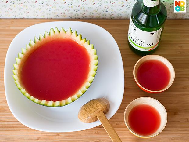 Watermelon Soju Recipe