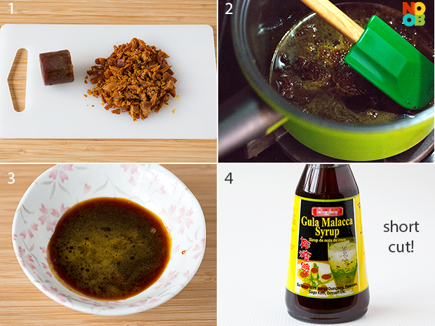 Gula Melaka Syrup