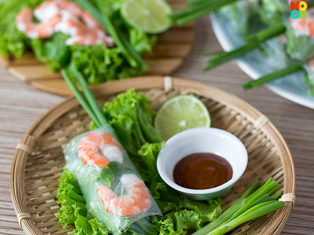 Vietnamese Summer Rolls Recipe