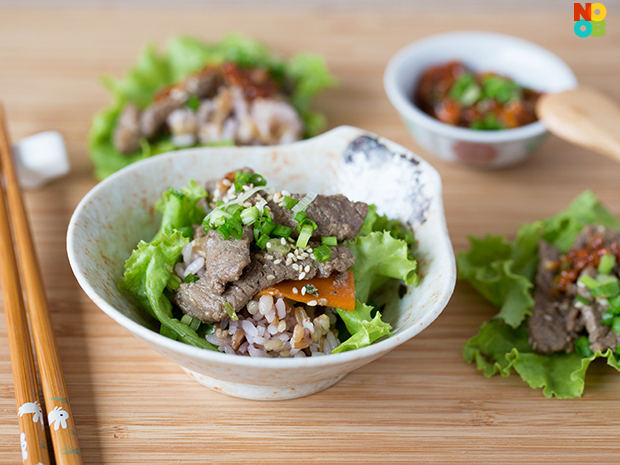 Bulgogi Recipe (Korean BBQ Beef)