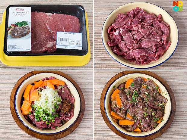 Beef Bulgogi Recipe (Marinade)