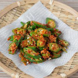 Sambal Okra Stir-fry Recipe