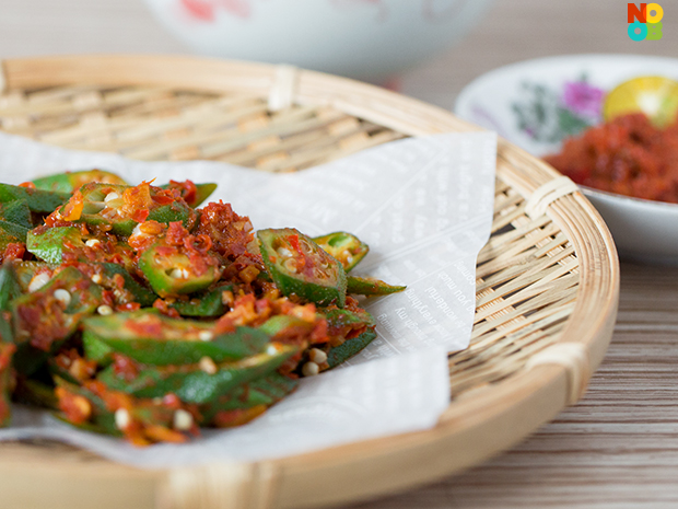 Sambal Okra Stir-fry Recipe