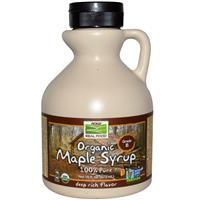 Iherb - Maple Syrup Grade B