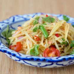 Som Tam (Papaya Salad) Recipe