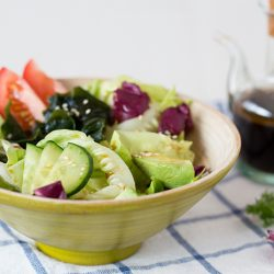Wafu Salad Recipe