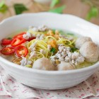 Bak Chor Mee Soup Recipe