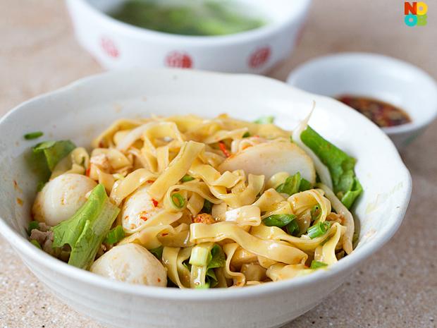 Mee Pok Recipe
