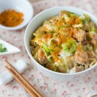 Chicken Donburi (Oyakodon) Recipe