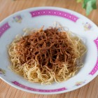 Shrimp Roe Noodles Recipe