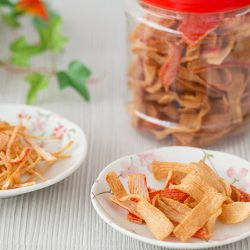 Crispy Crab Sticks (Air Fryer Recipe)