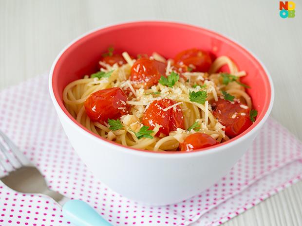 Cherry Tomato Pasta Recipe