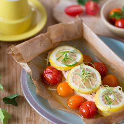 Salmon Papillote Recipe