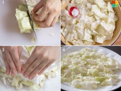 Acar Recipe - Step-by-Step Pictures