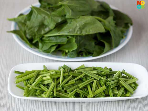 Phuay Leng (Chinese Spinach)
