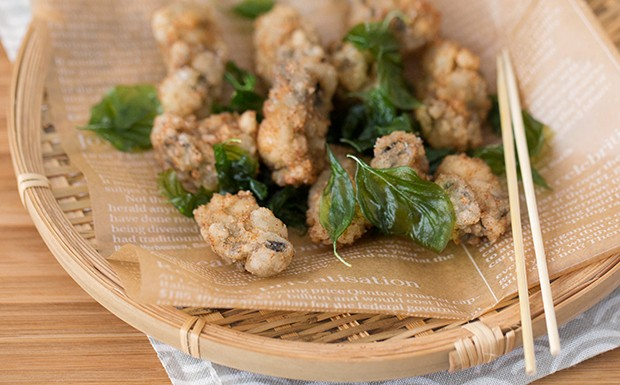 Taiwanese Salt and Pepper Oyster Recipe