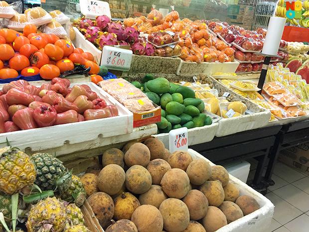 Thai Supermarket in Singapore