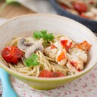 Lobster Spaghetti Recipe