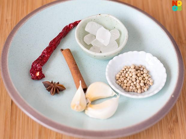 Braised Shiitake Mushrooms Recipe