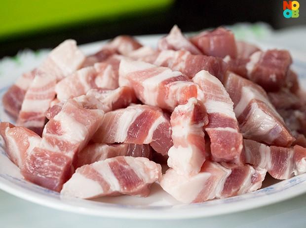 Tonjiru Recipe (Pork Belly)