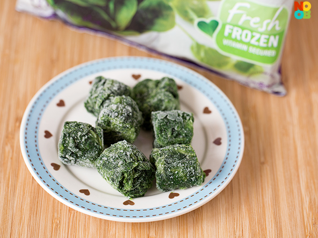 Frozen Chopped Spinach
