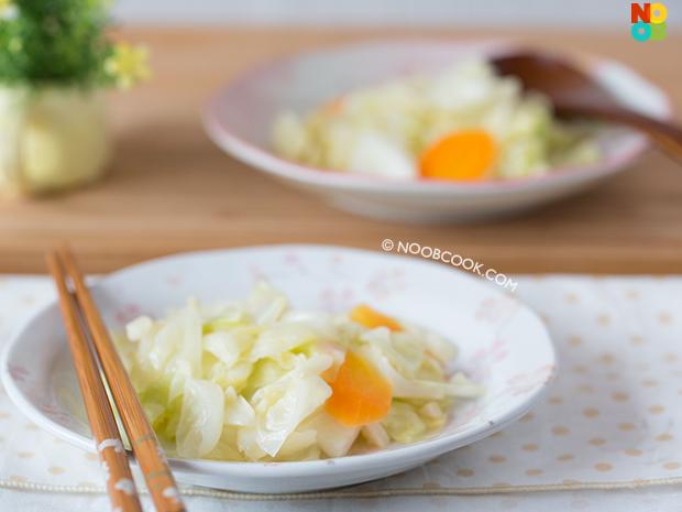 Easy Cabbage Recipe