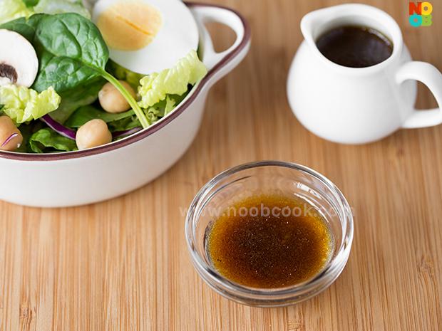 Balsamic Vinaigrette Recipe