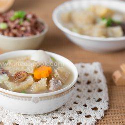 Fish Maw Soup Recipe