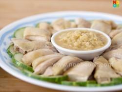 Samsui Ginger Chicken Recipe