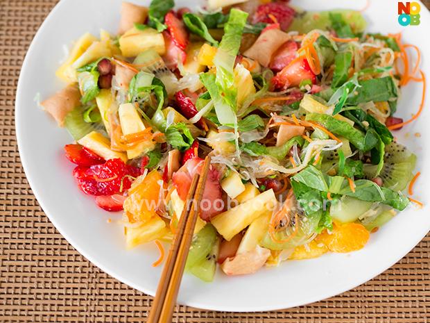 Fruits Yu Sheng Recipe