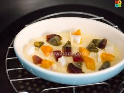 Steamed 3 Eggs (Three Colour Egg) Recipe