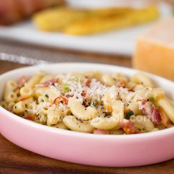 Macaroni Bacon Recipe