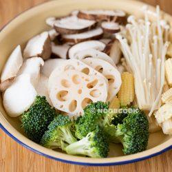 Mala Xiang Guo Ingredients