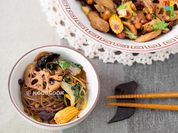 Mala Xiang Guo Recipe