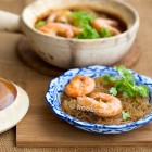 Claypot Thai Glass Noodles with Prawns Recipe