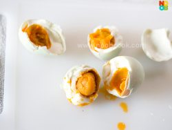 Cooked Salted Eggs