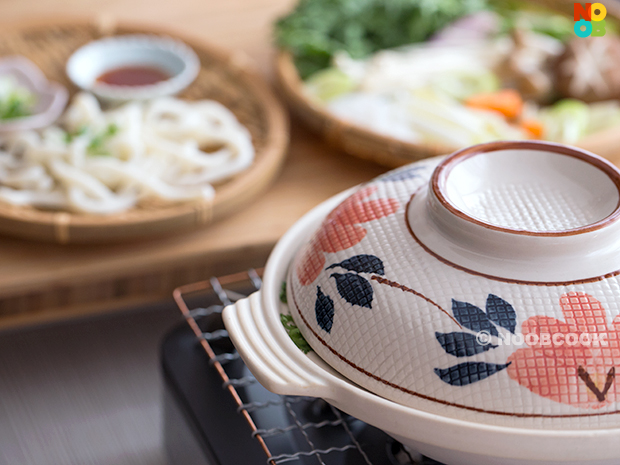 Japanese Donabe (Earthen Clay Pot)