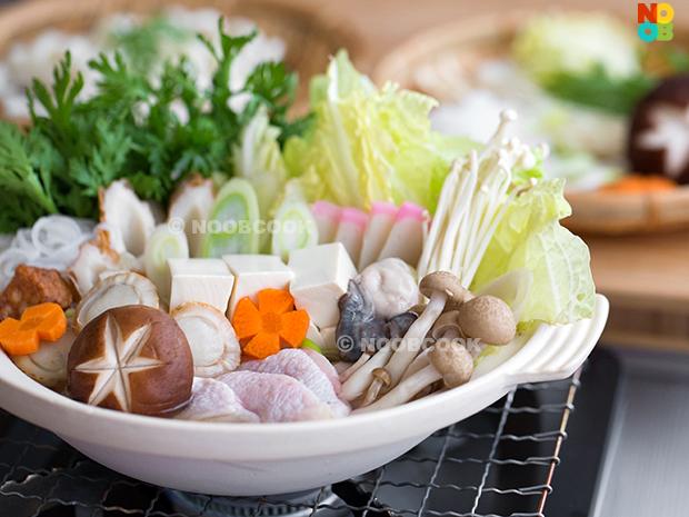 Yosenabe (Japanese Hot Pot) Recipe