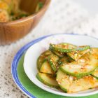 Korean Spicy Cucumber Salad Recipe (Oi-muchim)
