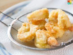Salted Egg Yolk Prawn Recipe