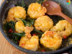 Golden Prawns Recipe