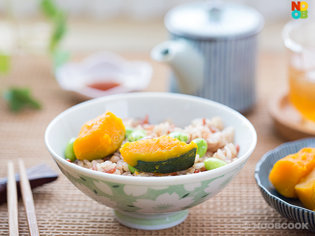 Kabocha no Nimono Recipe