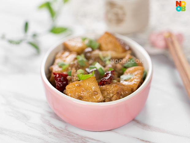 Braised Tofu Recipe