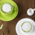 10-Minute Matcha Latte Recipe