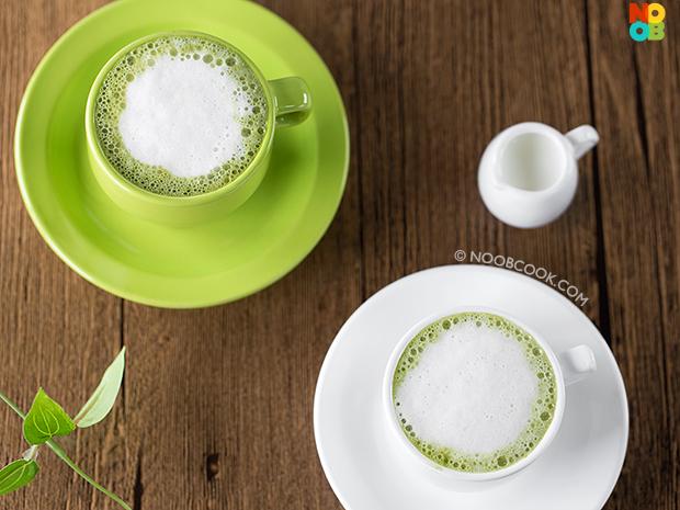 10-Minute Matcha Latte Recipe