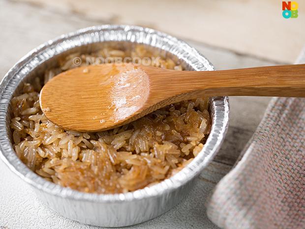 Lo Mai Gai (Glutinuous Rice Chicken) Recipe