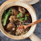 Claypot Chicken Brown Rice Recipe