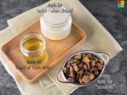 Rendered Duck Fat Recipe