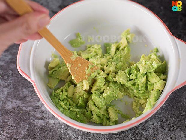 Guacmole Recipe